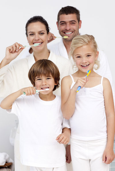 Preventative dentistry for your family in Rotherham